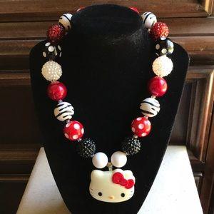Hello Kitty Retro Beaded Necklace